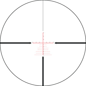 The EBR-2B (Enhanced Battle Reticle) MOA
